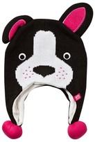Animal Black Puppy Beanie
