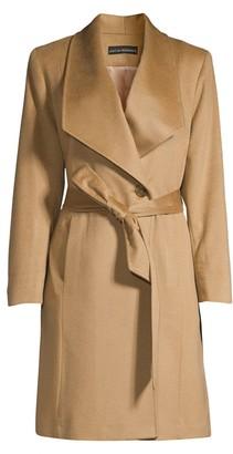 Sofia Cashmere Cashmere Wrap Coat