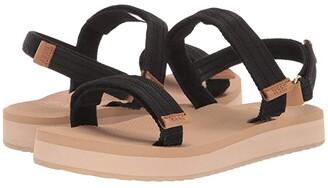 Reef Voyage Lite Seas (Black) Women's Shoes