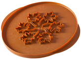 """Nordicware 12"""" Leaves and Apples Pie Top Cutter"""