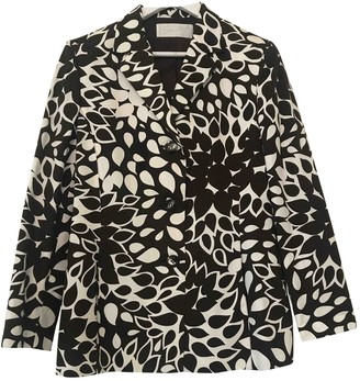 Genny Multicolour Cotton Jacket for Women