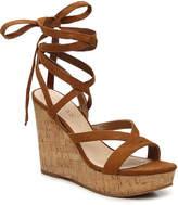 GUESS Treacy Wedge Sandal - Women's