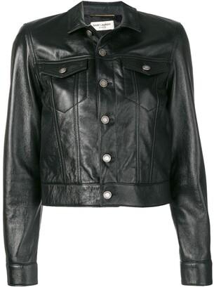 Saint Laurent Hybrid jacket