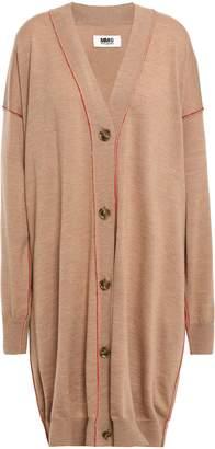 MM6 MAISON MARGIELA Oversized Wool Cardigan