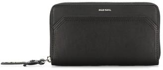 Diesel Zip-Around Wallet