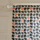 Minted Bold Bears Curtains