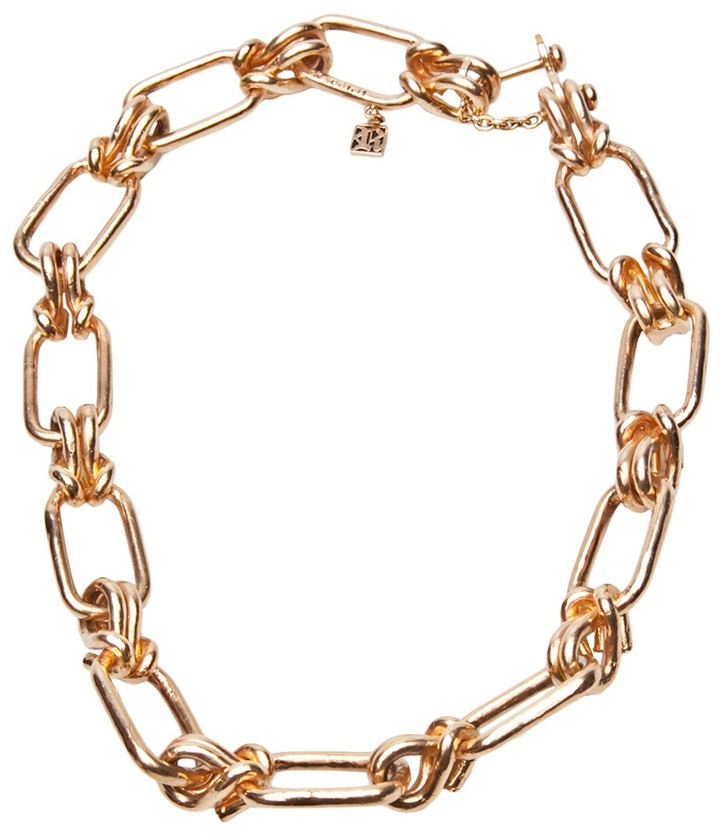 Rusconi Paul Rose gold necklace