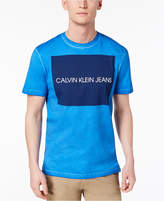 Calvin Klein Jeans Men's Big & Tall Graphic-Print T-Shirt