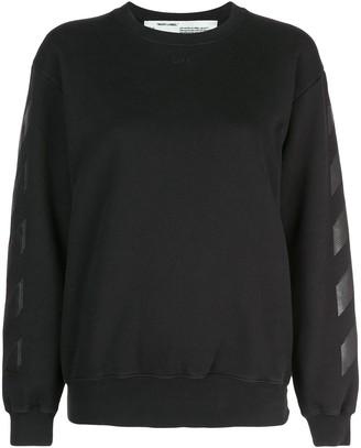 Off-White Diagonal sweatshirt