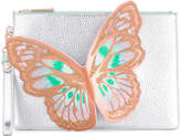 Sophia Webster butterfly clutch