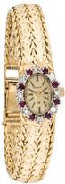 Hamilton 14K Vintage Watch