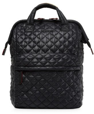MZ Wallace Top Handle Backpack
