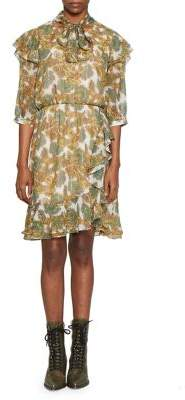 Walter Baker Floral Muse Dress