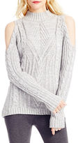 Jessica Simpson Knit Cold-Shoulder Pullover