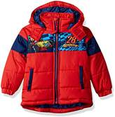 Disney Todddler Boy Mickey Roadster Puffer 3t