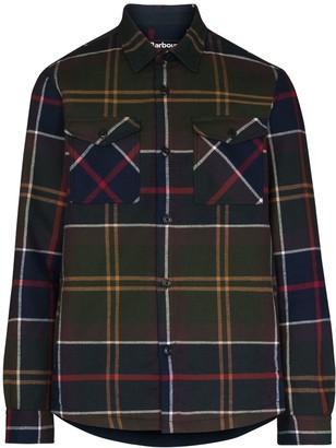 Barbour Tartan Check Print Shirt