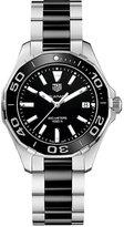 Tag Heuer Aquaracer Ladies' Stainless Steel Bracelet Watch
