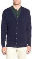 AG Jeans Men's Green Label 'Marker' Wool & Cashmere Cardigan