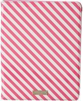 Kate Spade Bicolor Candy Stripe Tablet Folio Computer Bag