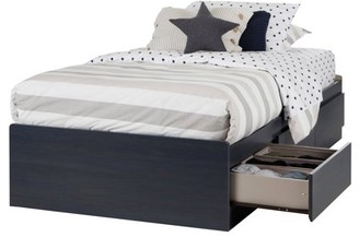 South Shore Aviron Mates 3-Drawer Storage Bed, Twin, Multiple Colors