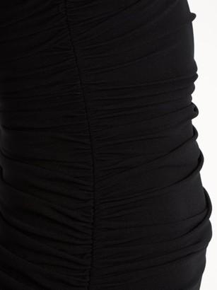 Norma Kamali Bill Mio Swimsuit - Black