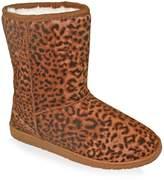 Dawgs Womens 9 Inch Faux Shearling Microfiber Vegan Boots (, Size 10)