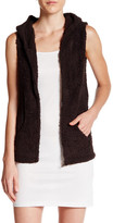 Barefoot Dreams Cozy Chic Sleeveless Hoodie
