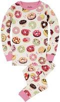 Hatley Girl's Sweet Donuts Pajama Set