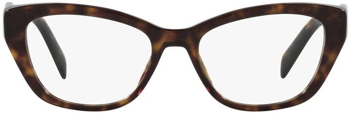 Prada Pr 19wv Tortoise Glasses