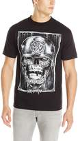 Metal Mulisha Men's Night Creeper Graphic T-Shirt-L