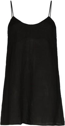 Anémone Short Slip Dress