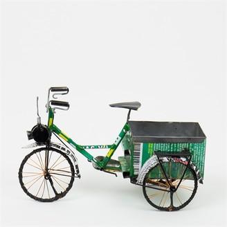 Afroart - Baba Cargo Bike - Green/Black/Grey