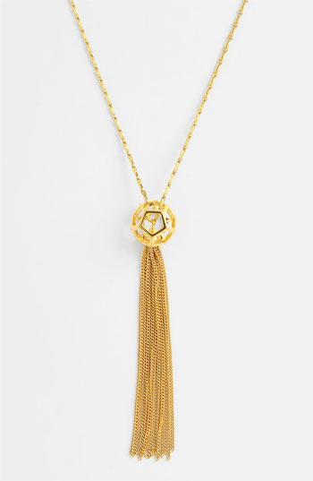 Eddie Borgo 'Caged Nova' Pendant Necklace