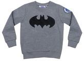 Fabric Flavours Batman Interchangeable Badge Sweat