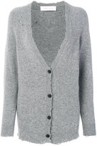 IRO nibbled V-neck cardigan