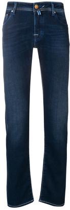 Jacob Cohen 7 Pockets Cotton Jeans