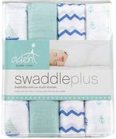 A Pea in the Pod Aden By Aden + Anais Swaddle 4pk