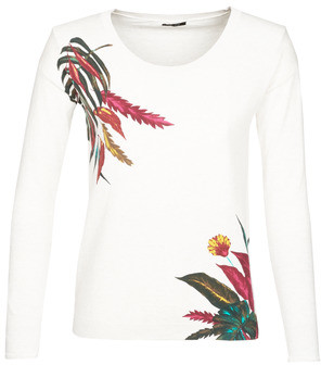 One Step TIAGO women's Sweater in White