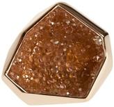 Atelier Swarovski Swarovski rock crystal ring designed by Arik Levy