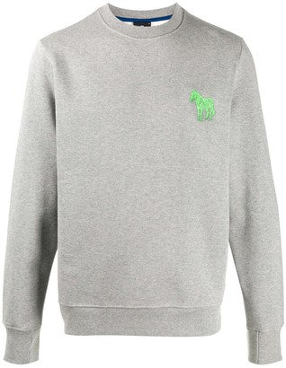 Paul Smith Embroidered Logo Sweater