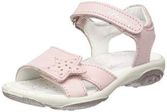 Primigi Baby Girls' Pbr 33888 Open Toe Sandals, Pink (Rosa/Cipria 3388800)