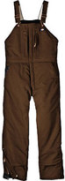 Dickies Men's Sanded Duck Bib Overall Tall