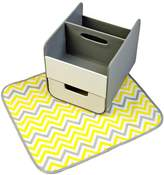 b.box Nappy Caddy, Mellow Yellow