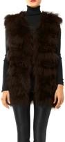 Max Studio Fur Vest