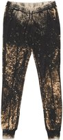 Cotton Citizen Women's Milan Jogger Pant - Black Dust