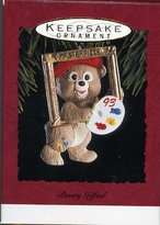 Hallmark Keepsake Ornament Beary Gifted 1993 QX576-2