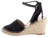 Stella McCartney Floral Espadrille Wedges