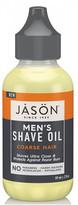 Jason JASON Men's Shave Oil - Coarse Hair