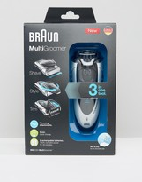 Braun Wet & Dry Multi Groomer