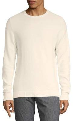 Jack and Jones Structure Knit Cotton Sweater
